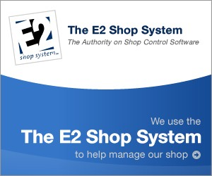 E2 ERP Shop System at Arro Engineering